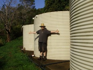 Imagine what it would be like if your home was supplied solely with rainwater. It's happening here and now in Australia.